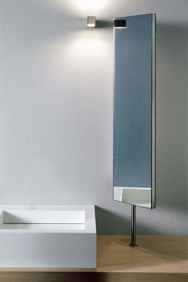 Swivel Bathroom Mirror