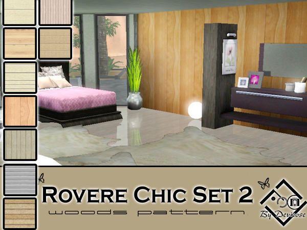 Devirose's Rovere Chic Set 2
