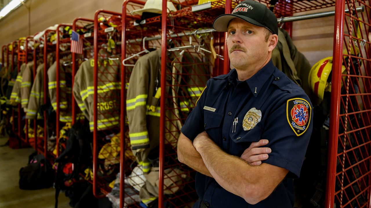 This California firefighter nearly died. Then voters laid