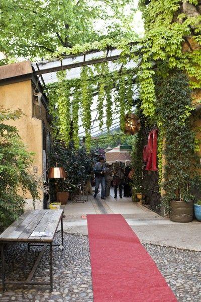 Milan Furniture Fair 2012- Spazio Rossana Orlandi