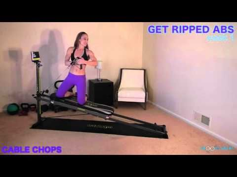 Total Gym Ab Exercises | Total Gym