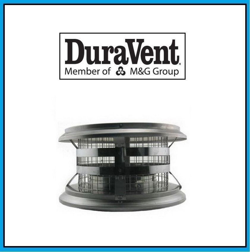 Fireplace Vent fireplace vent pipe : Other Fireplaces and Stoves 20564: Duravent 6 Duratech Vent Pipe ...