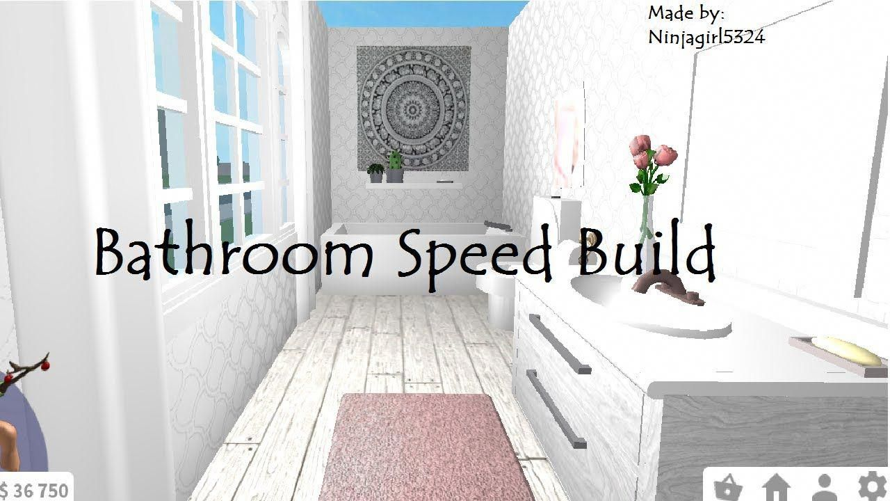 Welcome To Bloxburg Bathroom Speed Build Redecorating Living Room Ideas 29413621 Latest Lounge Lounge Room Design Bathroom Decor Colors Bathroom Redecorating