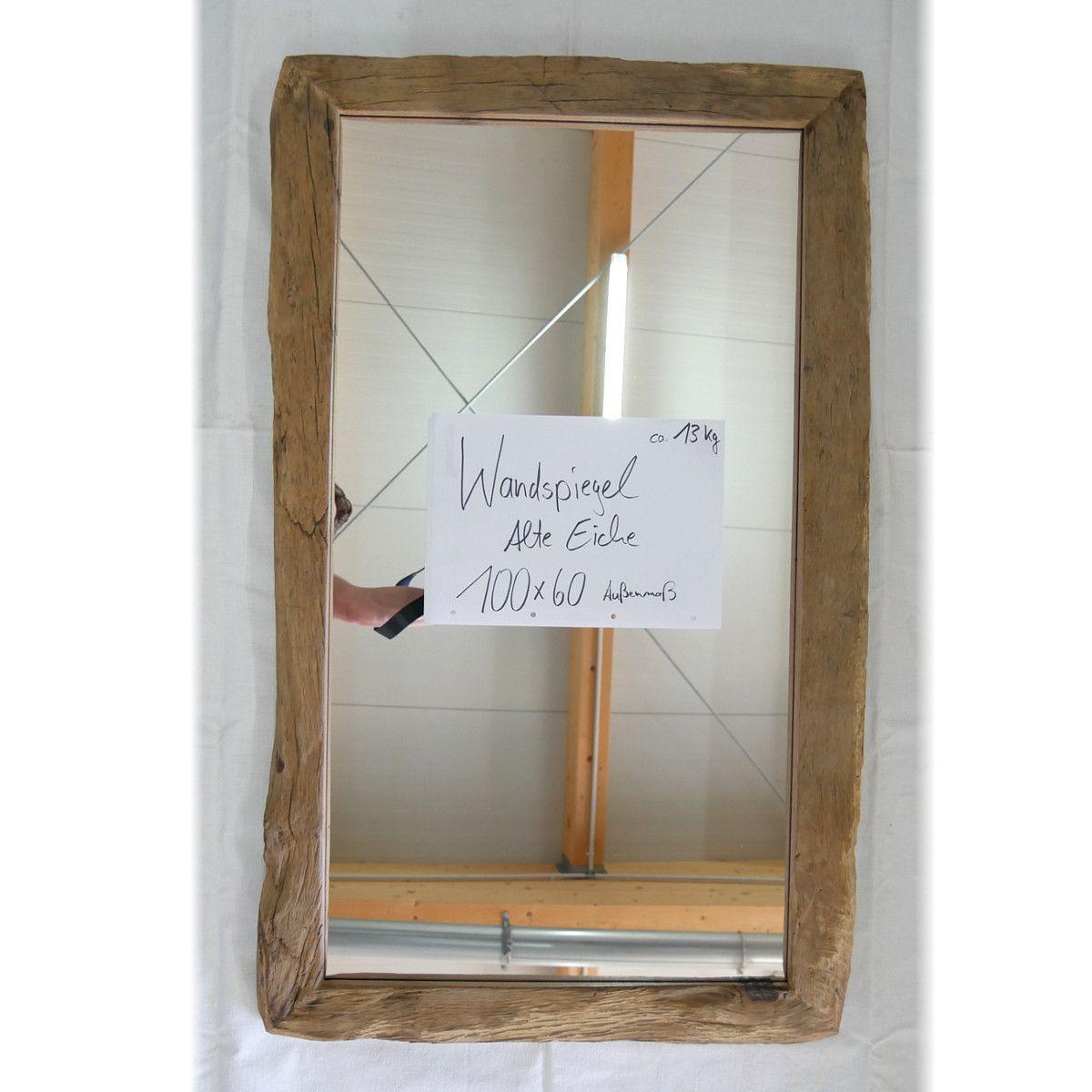 Alter Holzerner Spiegel Von Der Alten Eiche In 2020 Alte Eiche Spiegel Holz Altholz Spiegel