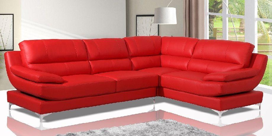 Leather Corner Sofa Red Corner Sofa Red Leather Corner Sofa Corner Sofa Design