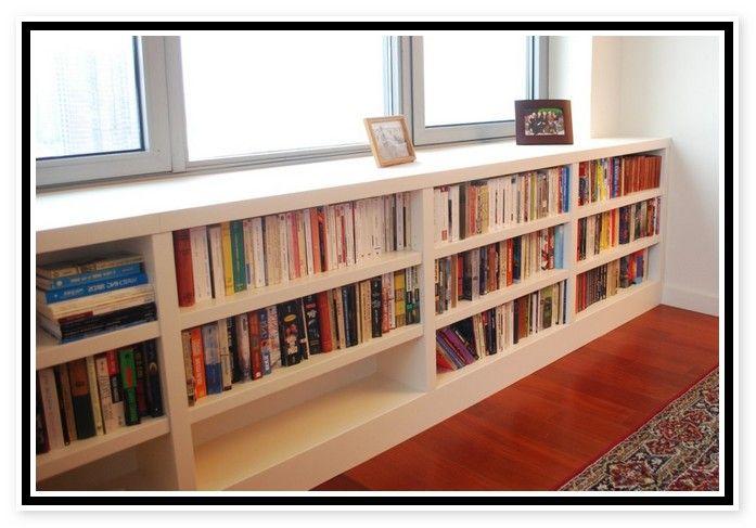 Under Window Bookcase By Matthew Holdren Bookcases