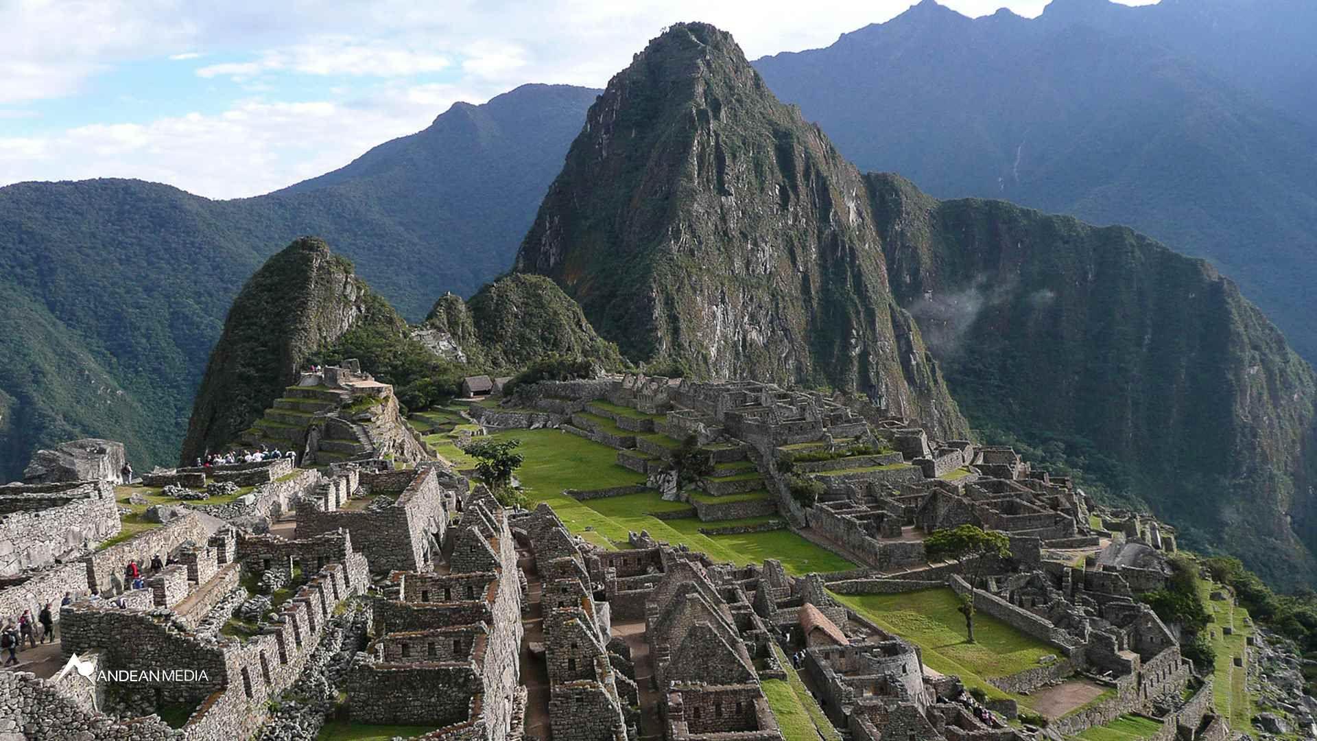 Machu Picchu Parte 1 - Peru PE - Viagem Volta ao Mundo - Just Go #JustGo
