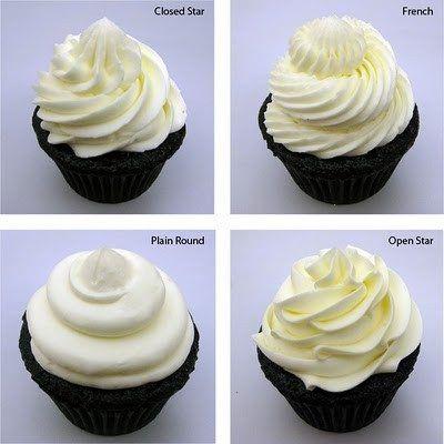 cupcake decorating tutorial