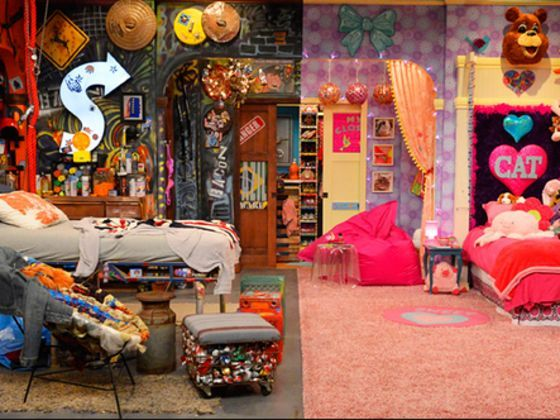 Are You A Girly Girl Or Tomboy Cat Bedroom Sam Cat Sam And Cat