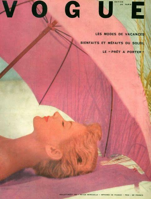 Vintage Vogue France