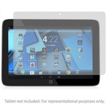 HP Screen Protector for HP Slate 10 HD Tablet (model 35xx 36xx) - F2M33AA#ABL - Retail Package