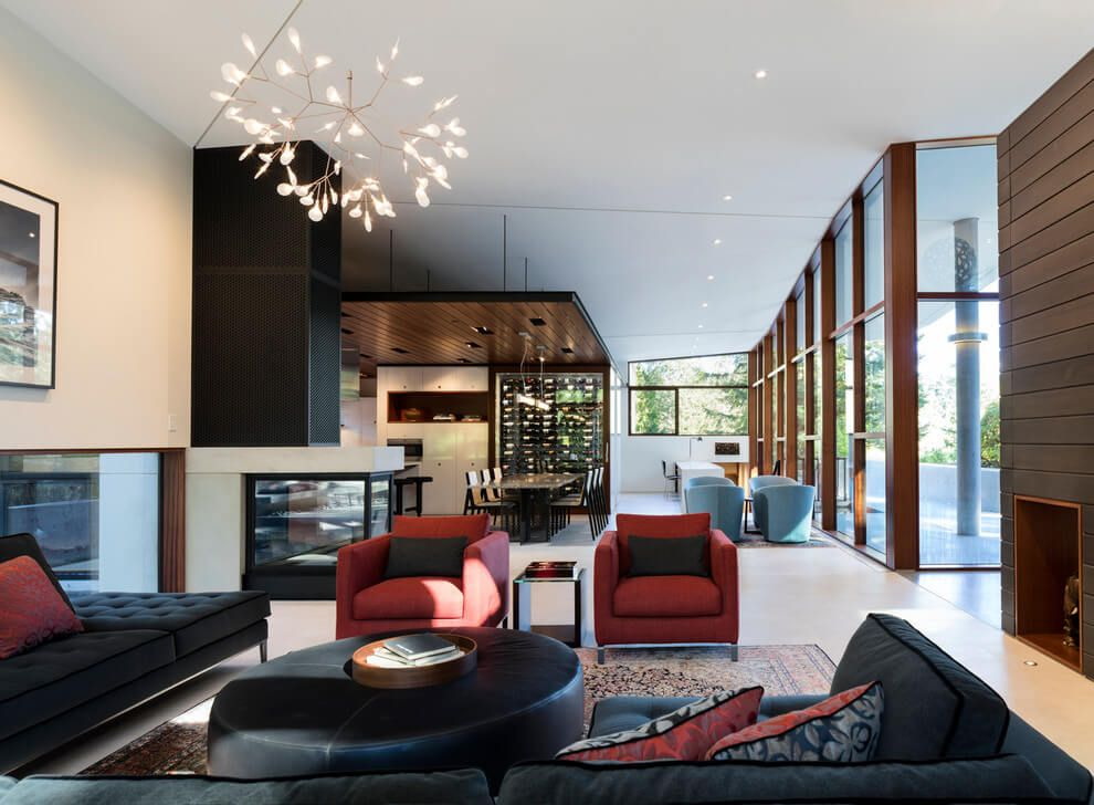 Inside outside house by david coleman architecture also interior rh pinterest