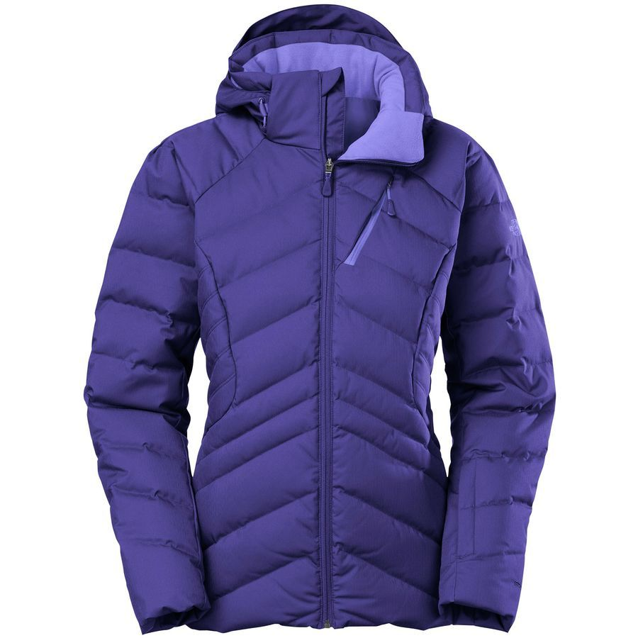 The North Face - Heavenly Down Jacket - Women s - Lapis Blue  6d3bf64d8