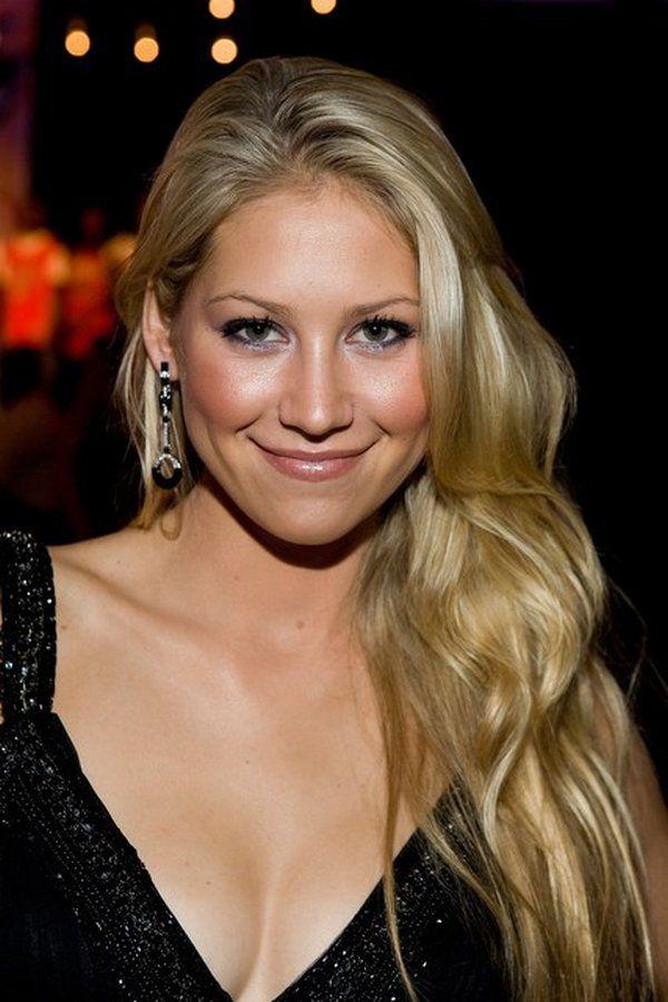 Top 10 Most Beautiful Tennis Women Players Anna Kournikova Tennis Players Female Gorgeous Blonde