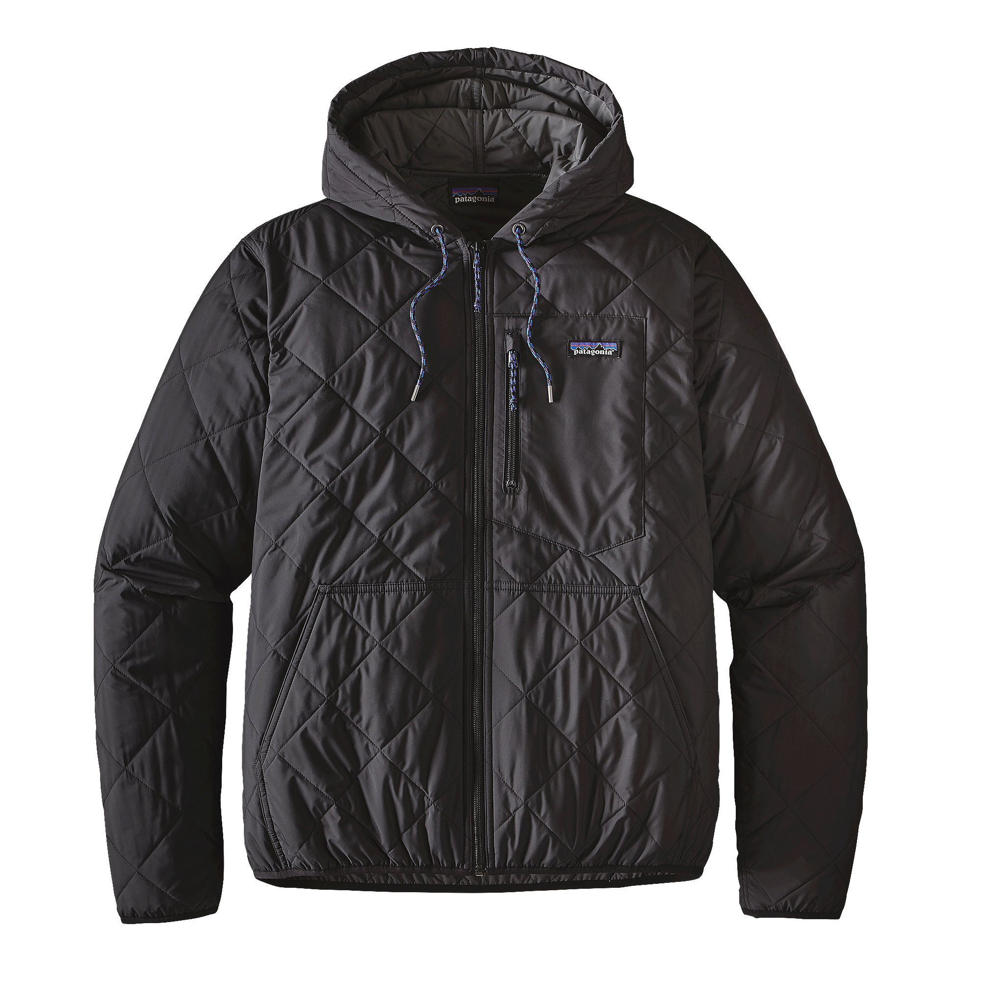 Men S Diamond Quilted Bomber Hoody Mens Fashion Cat