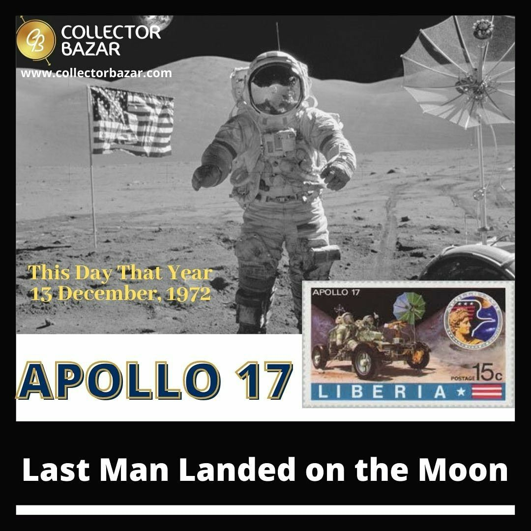 Apollo 17 Last Man Landed On The Moon The Moon Today Moon Landing Eugene Cernan