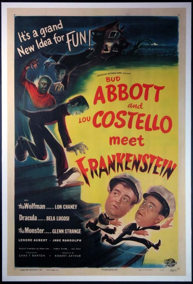 Old Horror Movie Posters From The 40 Classic Horror Movie