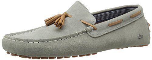 8babb53392f99d stunning Lacoste Men s Concours Tassle 7 Slip-On Loafer