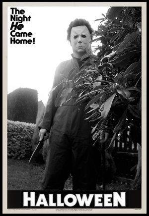 Michael Myers Halloween Movie Poster Pinterest Michael myers - halloween movie ideas