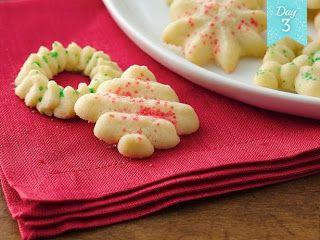 Betty Crocker Ulitmate Spritz Cookies Christmas Cookies Recipes