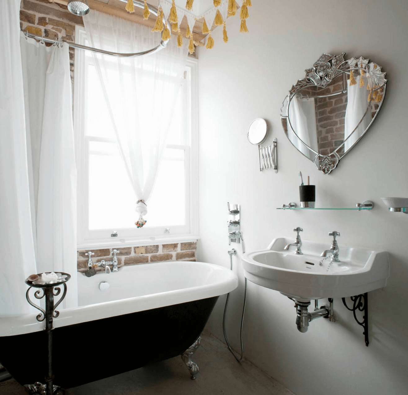 38 Bathroom Mirror Ideas to Reflect Your Style | Master bath ...
