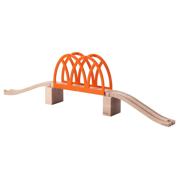 LILLABO BrückenSet 5tlg. für Eisenbahn IKEA