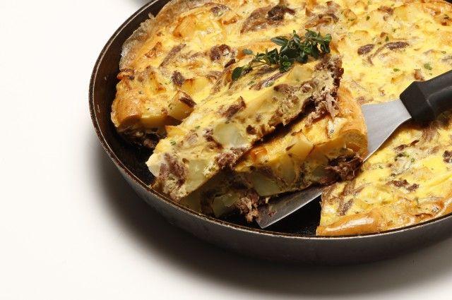 tortilha-de-sobras