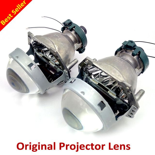 Original Hella Projector Lens Aluminum 3 0 Inches Bi Xenon Car Hid Headlight Modify D1s D2s D3s D4s Reflector High Projector Lens Headlight Lens Hid Headlights