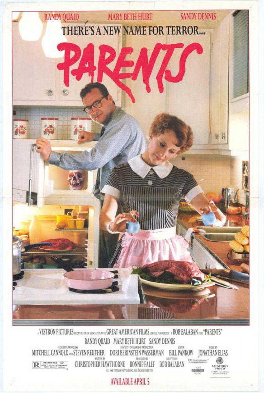American Taboo Movie parents (1989) a movie about the suburbs and one of the most