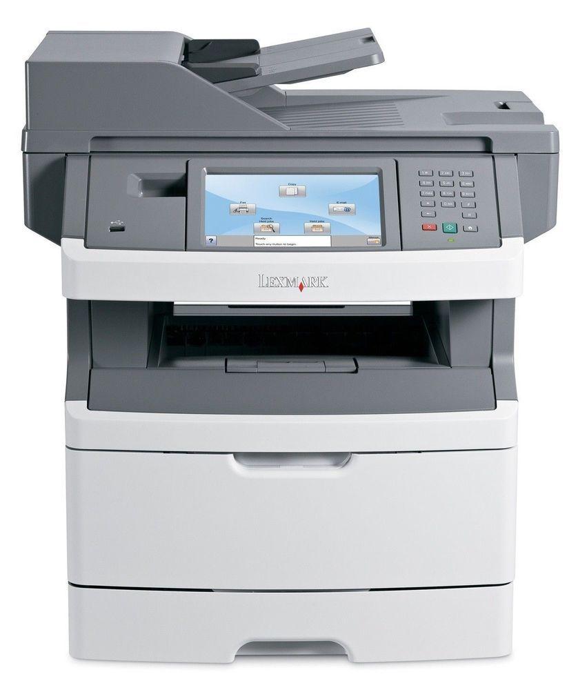 Lexmark Xs463de Laser Printer Lexmark Laser Printer