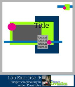 Lab Exercise 9| My Scrapbook Evolution