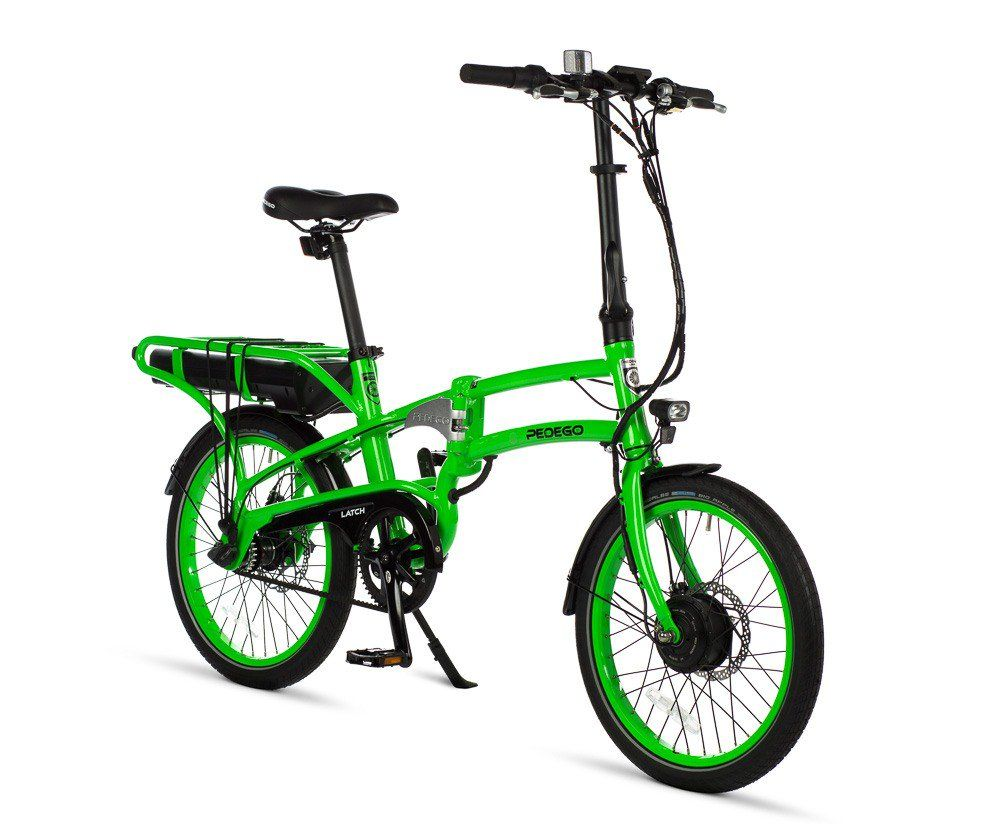 Latch Electric Folding Bike Folding Electric Bike Electric Bike Bike