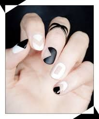 Image result for minimalist nail art
