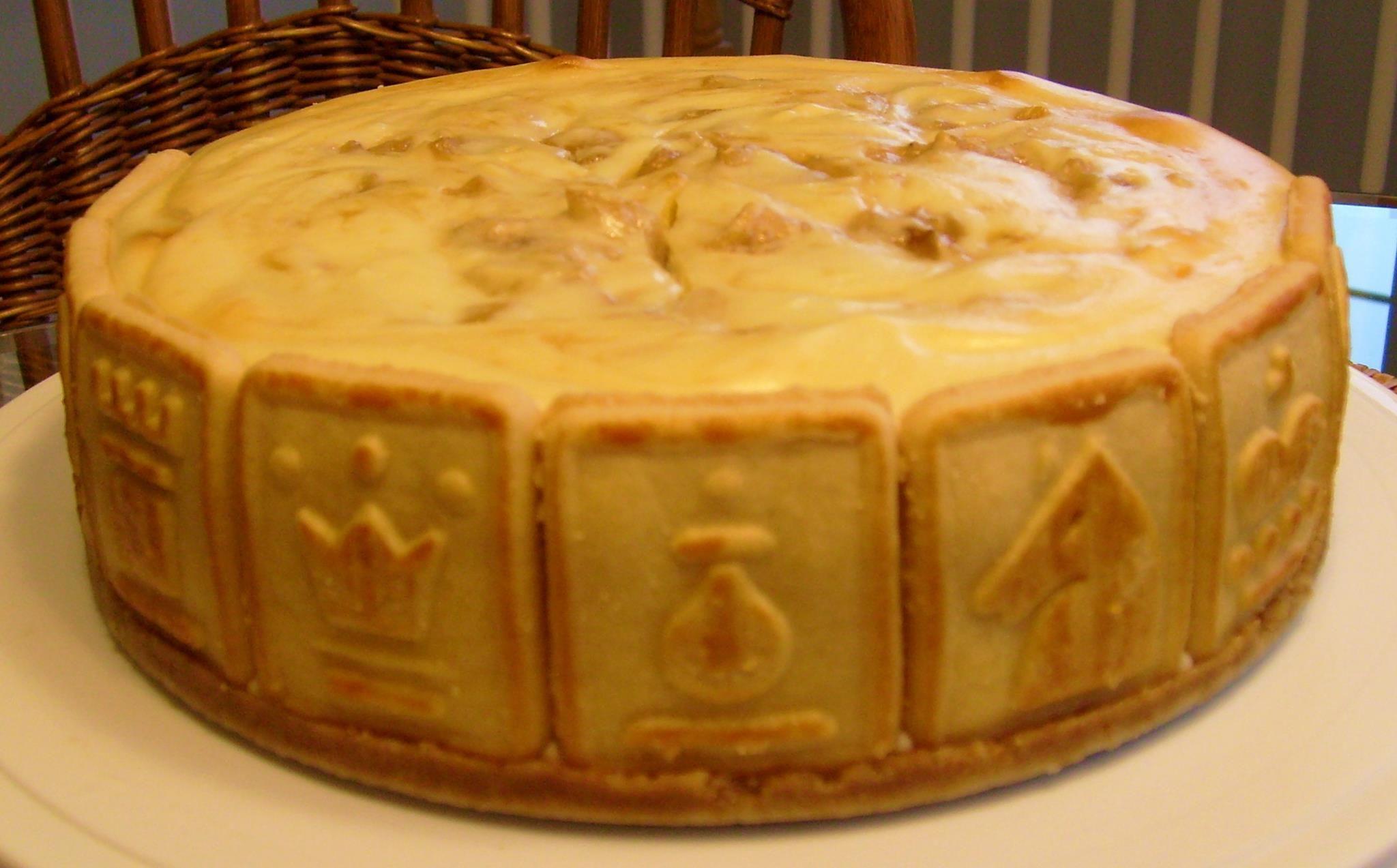 Chessmen Cake Recipe