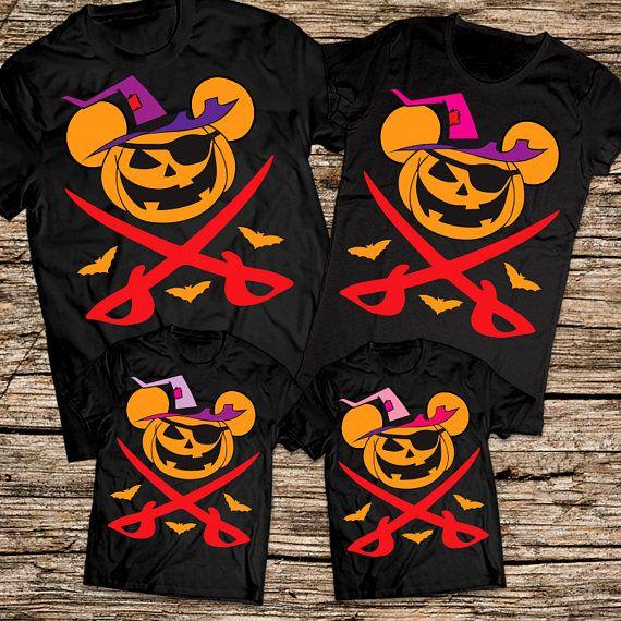 Disney Halloween Shirts 2019.Disney Halloween Family Shirts Disney Pirate Shirt Disney