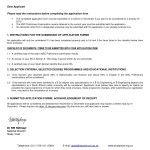motivation letter for bursary application example as application information letter to applicant