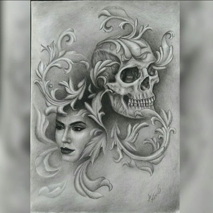 Estudo de criação com lapis pastel em papel canson  #art🎨 #academicdrawing #tattoodrawing  #desenhos #tattooinked #artlovers #drawing #artwork #artdraw #tattooworkers #tattooink