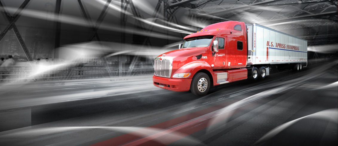 Us Xpress Service That Matters Driven By Innovation Trucks
