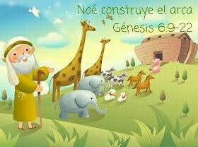 Resultado de imagen para Génesis 6,9