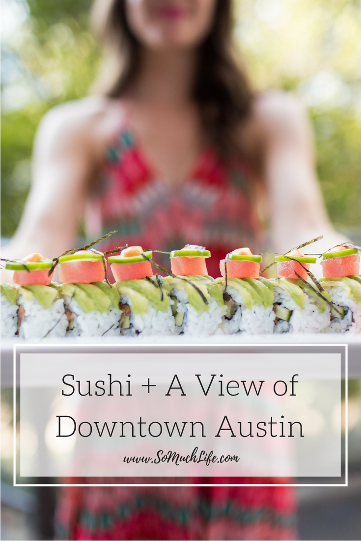 Marker 10 In Austin Texas Has Happy Hour Views Of Downtown Food Blogger What To Eat