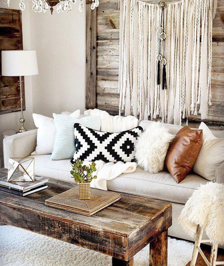 What S Hot On Pinterest 7 Bohemian Interior Design Ideas Farm