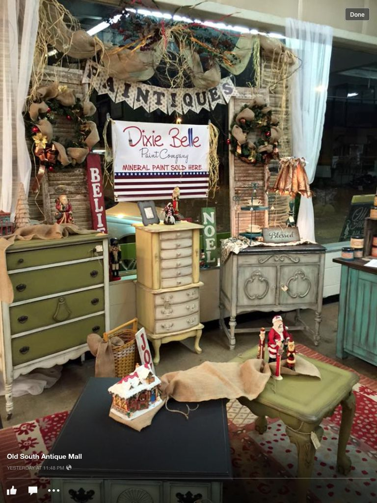antique stores dothan al My latest booth. Old South Antique Mall, Dothan Al. Paintiques by  antique stores dothan al