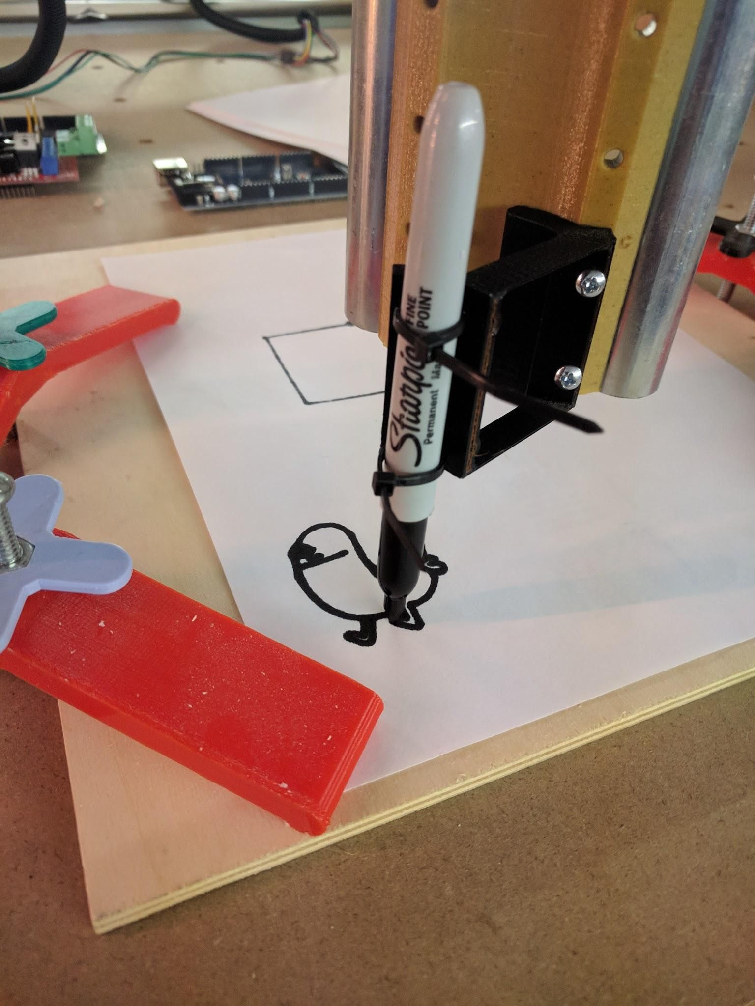 Got my MPCNC working with a gRBL board (x-post to mpcnc