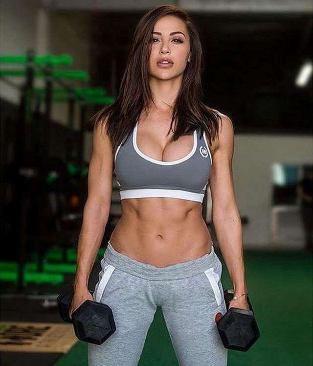 Hot girls gym — img 7