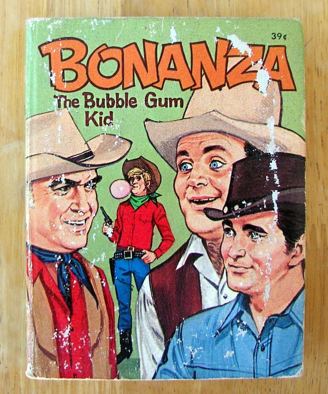 Bonanza - The Bubble Gum Kid