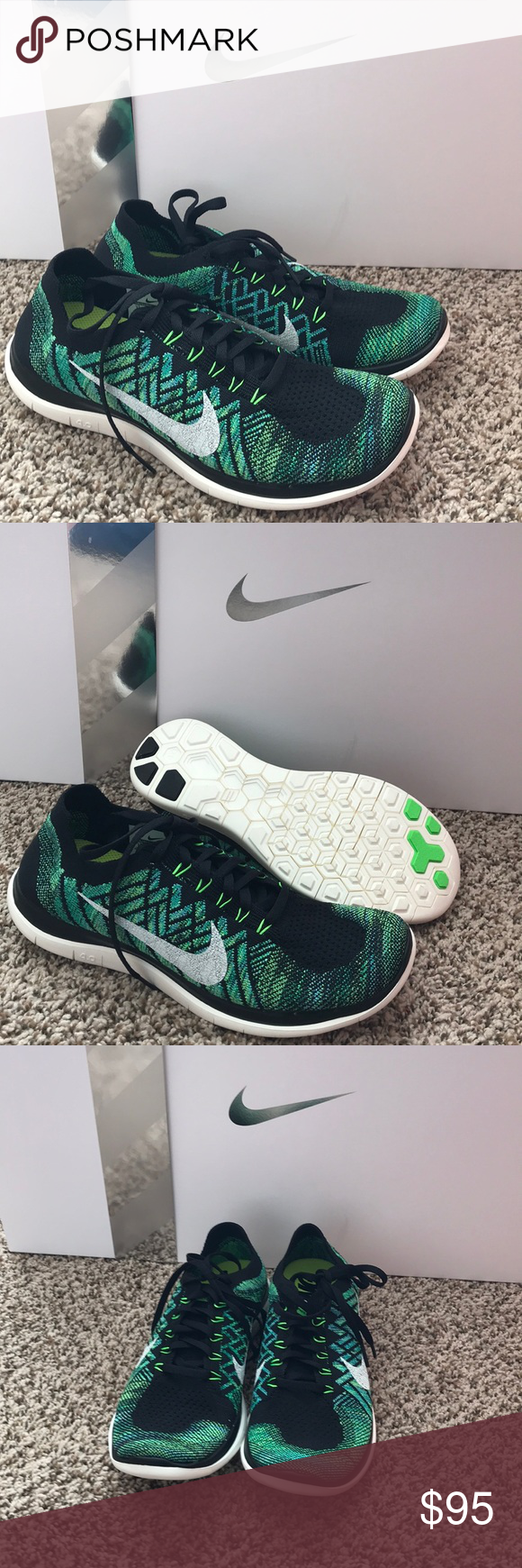 Nike free run 4.0 flyknit. Nike free run 4.0 flyknit Brand new Nike Shoes  Athletic Shoes
