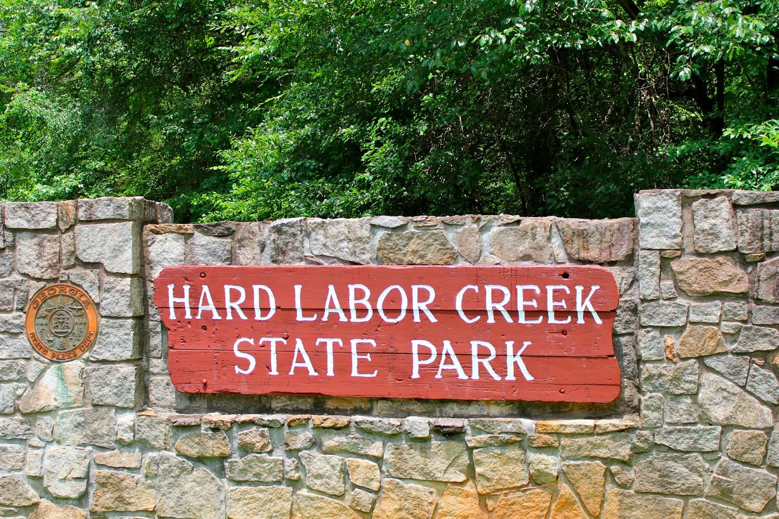 Grits Moxie Athens Life Hard Labor Creek State Park State Parks Hard Labor Outdoors Adventure