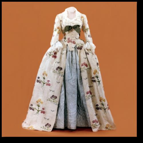 Pinterest Colonial Dresses