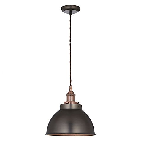 Baldwin pendant ceiling light john lewis ceiling and pewter baldwin pendant ceiling light aloadofball Image collections