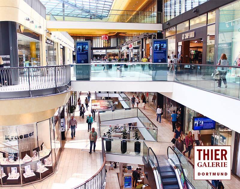 Das Wohlfuhl Einkaufscenter Nr 1 Thier Galerie Dortmund Thiergalerie Dortmund Thiergaleriedortmund Einkaufscente Dortmund Shopping Center Einkaufscenter